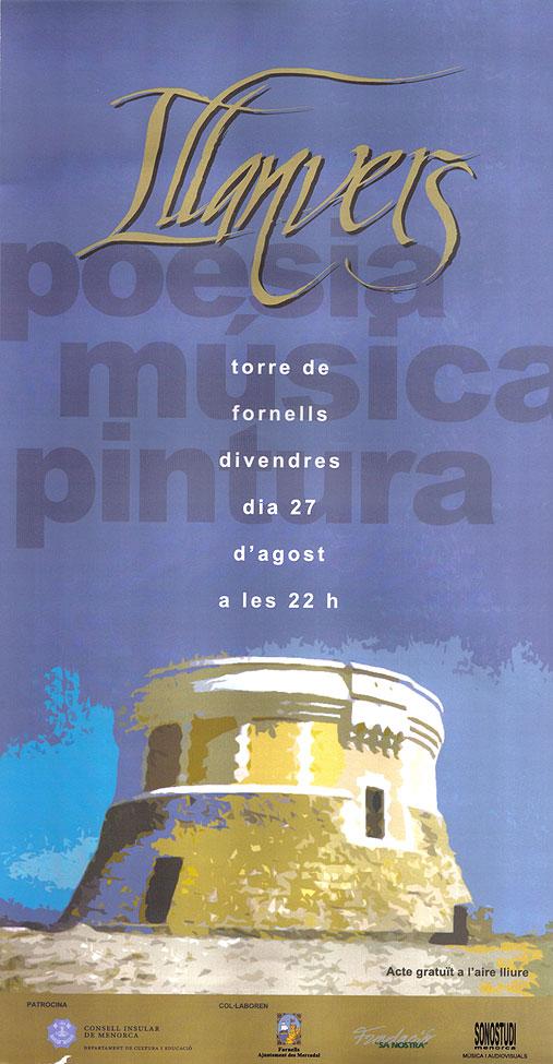 Cartell Illanvers 2004